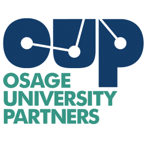 logo for Osage University Partners, a venture capital firm